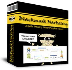 Thumbnail BlackMask Marketing! LEGALLY ROB YOUR COMPETITORS! STEAL THEIR SURFERS & TRAFFIC!