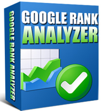 Product picture GoogleRank Analyzer.zip