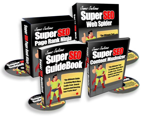Product picture Super SEO PACK (2008)